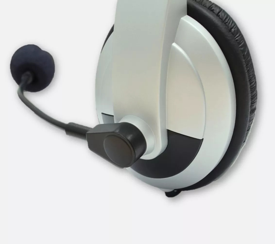 Home office multimedia headset